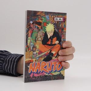 náhled knihy - Naruto. 35 díl, Nová dvojka!!