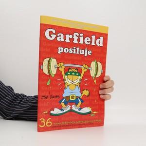 náhled knihy - Garfield posiluje