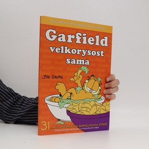 náhled knihy - Garfield velkorysost sama