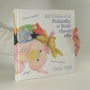 náhled knihy - Pohádky o Malé tlusté víle