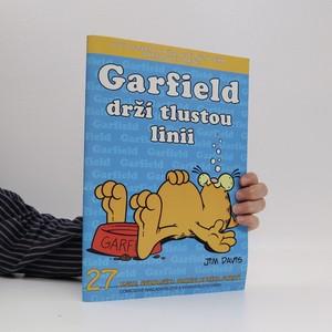náhled knihy - Garfield drží tlustou linii