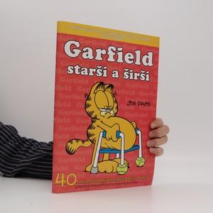 náhled knihy - Garfield starší a širší