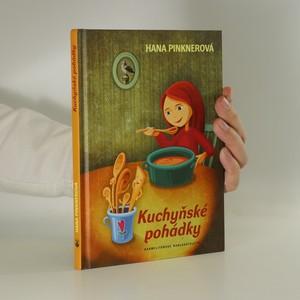 náhled knihy - Kuchyňské pohádky