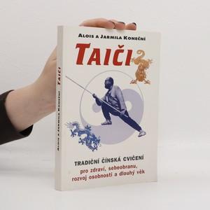 náhled knihy - Taiči