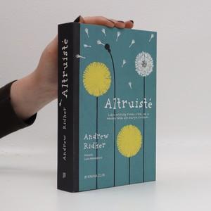 náhled knihy - Altruisté
