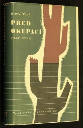 náhled knihy - Před okupací : (Třetí větev) : Román