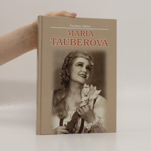 náhled knihy - Maria Tauberová : monografie