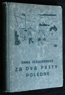 náhled knihy - Za dva prsty poledne : Veselé, dobrodružné i vážné příhody ze života u moře