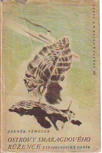 náhled knihy - Ostrovy smaragdového řůžence