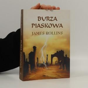 náhled knihy - Burza piaskowa