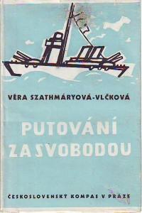 náhled knihy - Putování za svobodou 1938 - 1945.