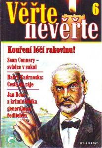 náhled knihy - Věřte nevěřte 6/2001