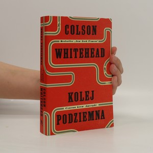 náhled knihy - Kolej podziemna (polsky)