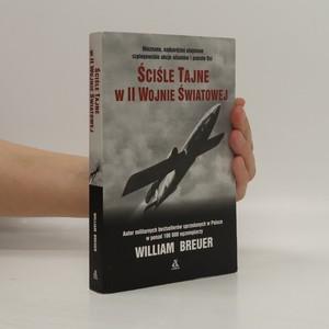 náhled knihy - Ściśle tajne w II wojnie światowej