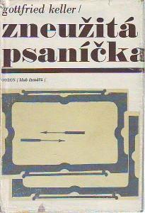 náhled knihy - Zneužitá psaníčka
