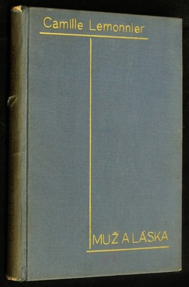náhled knihy - Muž a láska