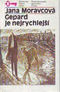 náhled knihy - Gepard je nejrychlejší