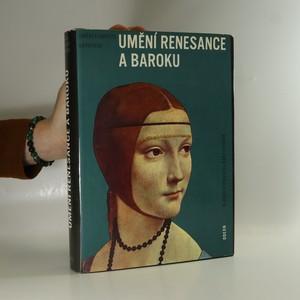 náhled knihy - Umění renesance a baroku