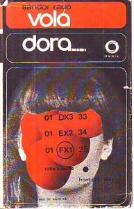 Volá Dora...