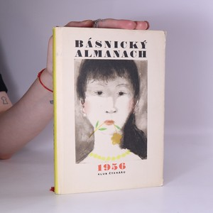 náhled knihy - Básnický almanach 1956