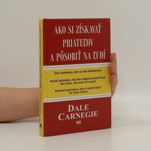náhled knihy - Ako získavať priatelov a posobiť na ludí