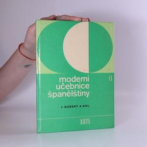 náhled knihy - Moderní učebnice španělštiny