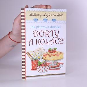 náhled knihy - Jak připravit domácí dorty a koláče