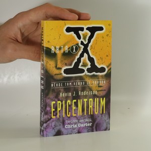 náhled knihy - Akta X. Epicentrum