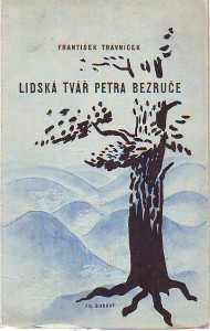 náhled knihy - Lidská tvář Petra Bezruče