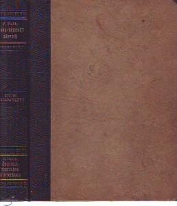 náhled knihy - Česko-německý slovník živé mluvy s frázemi a gramatikou pro školy i soukromou potřebu.