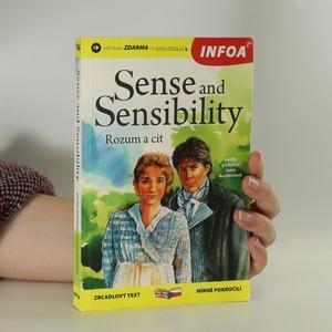 náhled knihy - Sense and sensibility. Rozum a cit