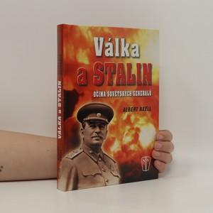 náhled knihy - Válka a Stalin očima sovětských generálů