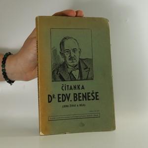 náhled knihy - Čítanka Dr. Edvarda Beneše