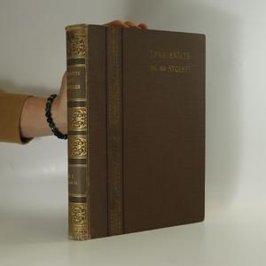 náhled knihy - Devatenácté století slovem i obrazem. Díl I. Svazek II