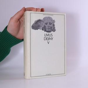 náhled knihy - Dějiny V