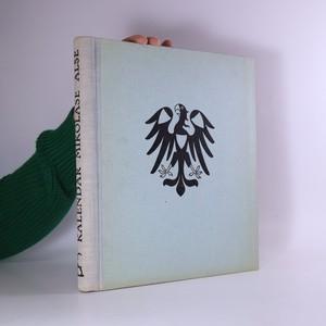 náhled knihy - Kalendář Mikoláše Alše