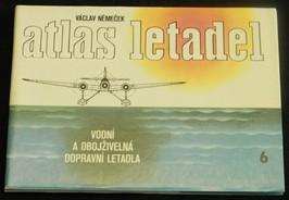 náhled knihy - Atlas letadel. Sv. 6, Vodní a obojživelná dopravní letadla