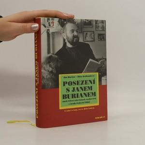 náhled knihy - Posezení s Janem Burianem
