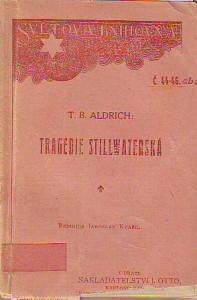 náhled knihy - Tragedie stillwaterská