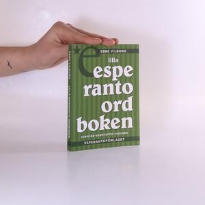 náhled knihy - Lilla esperanto ordboken. Svenska-esperanto