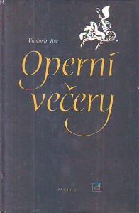 náhled knihy - Operní večery