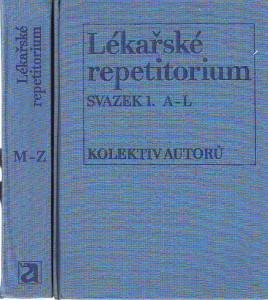 náhled knihy - Lékařské repetitorium I.-II.