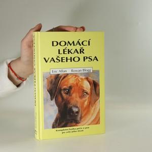 náhled knihy - Domácí lékař vašeho psa