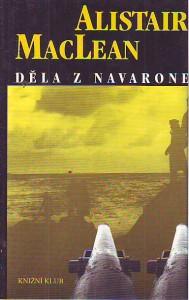 náhled knihy - Děla z Navarone
