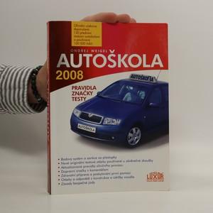 náhled knihy - Autoškola 2008 - pravidla, značky, testy