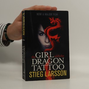 náhled knihy - The Girl with the Dragon Tattoo