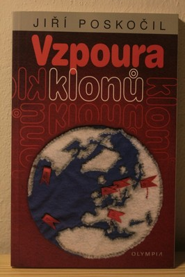 náhled knihy - Vzpoura klonů