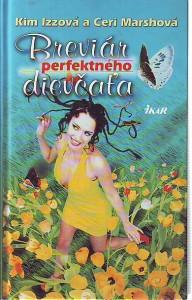 náhled knihy - Breviár perfektného dievčaťa