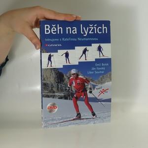 náhled knihy - Běh na lyžích : trénujeme s Kateřinou Neumannovou