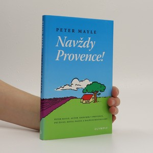 náhled knihy - Navždy Provence!